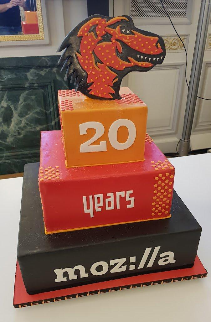 20 years of Mozilla at Mozilla Paris