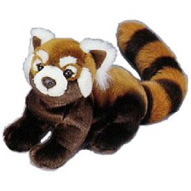 Peluche Red Panda du Mozilla Store