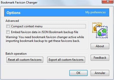 Changer les icônes des marque-pages de Firefox - BlogZiNet