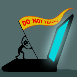 Représentation du Do Not Track