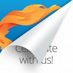 Firefox : celebrate with us !