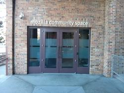 Mozilla SF community space