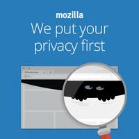 Mozilla – We put your privacy first
