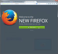Welcome to the new Firefox 29 bêta